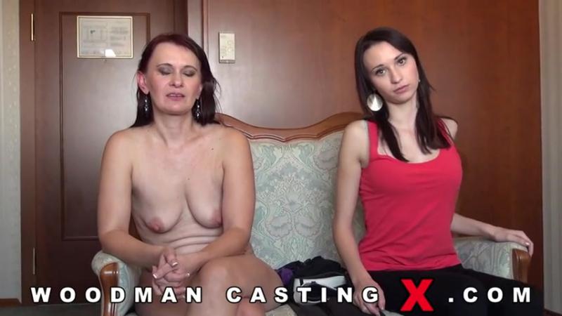 Порно Кастинг Мать Дочь Парень Видео