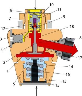 схема электропроводки мтз