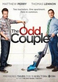 Странная парочка / The Odd Couple (Сериал 2015)