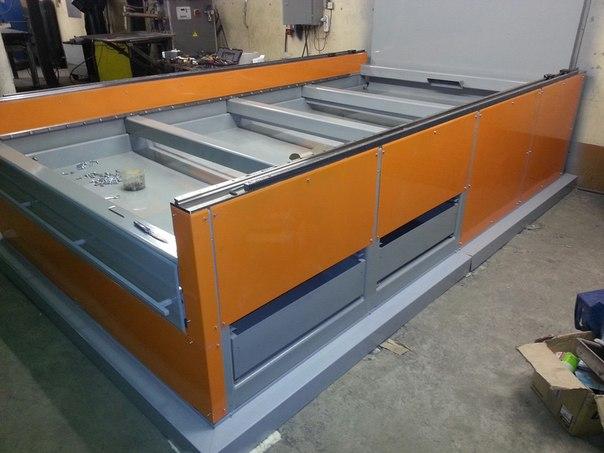 Стол для лазерной резки металла