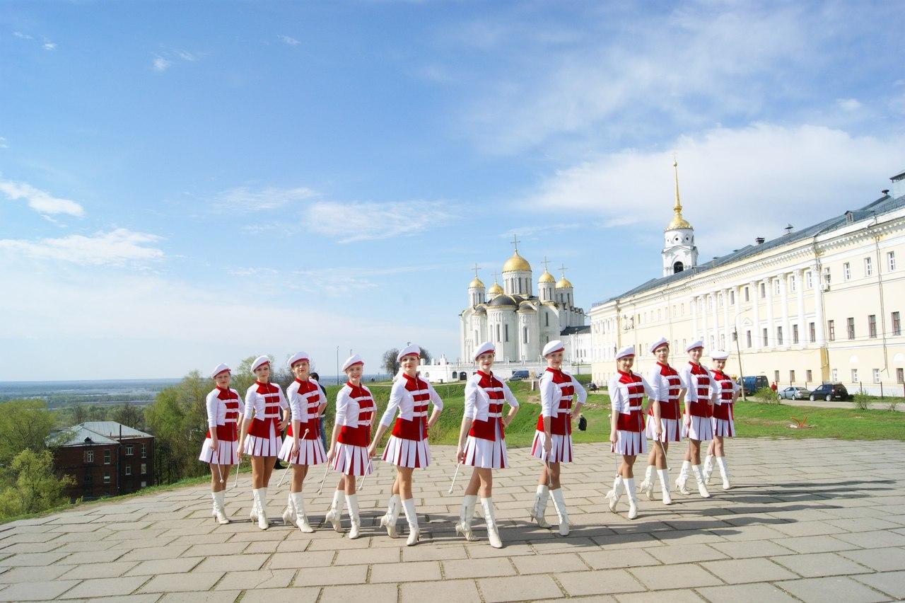 Афиша Владимир Отчетный концерт Ансамбля мажореток