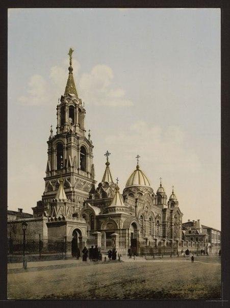 Харьков. Церковь Св.Дмитрия.