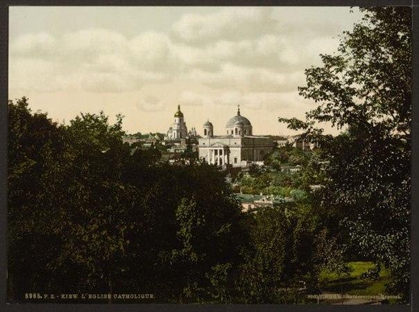Киев. Католическая церковь