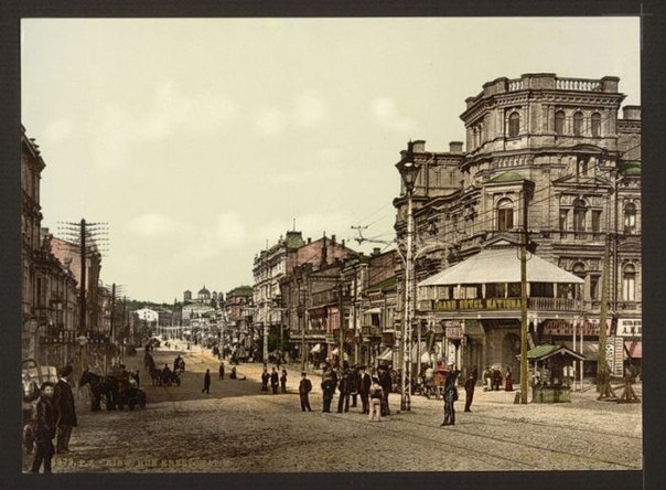 Киев. Крещатик