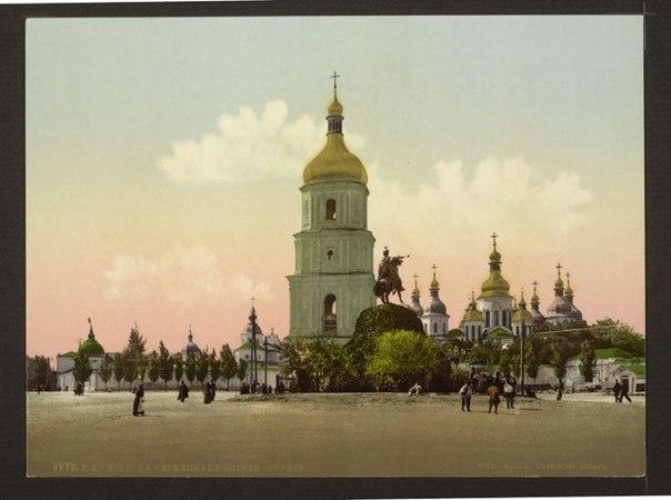 Киев. Софиевский собор