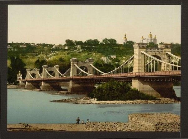 Дореволюционные цветные фото Украины