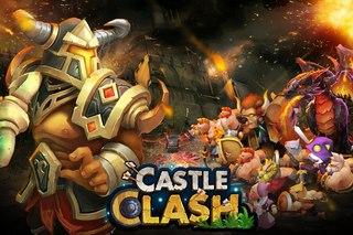битва замков картинки