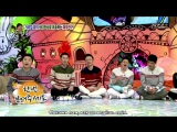 [РУС.САБ] 131014 EXO (Kai, Lay) KBS Hello Counselor with IU, K.Will