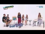 150923 Seulgi (Red Velvet) dancing to SHINee - Sherlock & EXO - Growl @ Weekly Idol