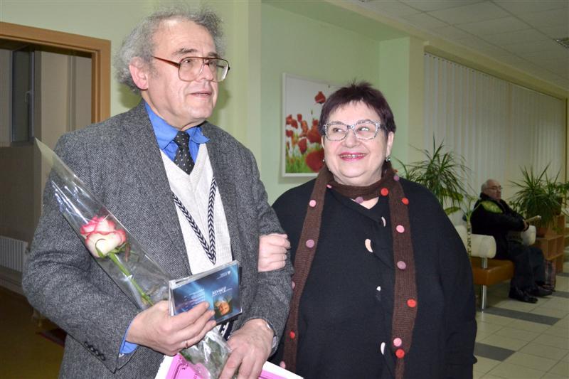 Маэстро Владимир Птушкин