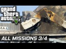 GTA V - All Missions 100% Gold Medal [3/4] (HD 60FPS)