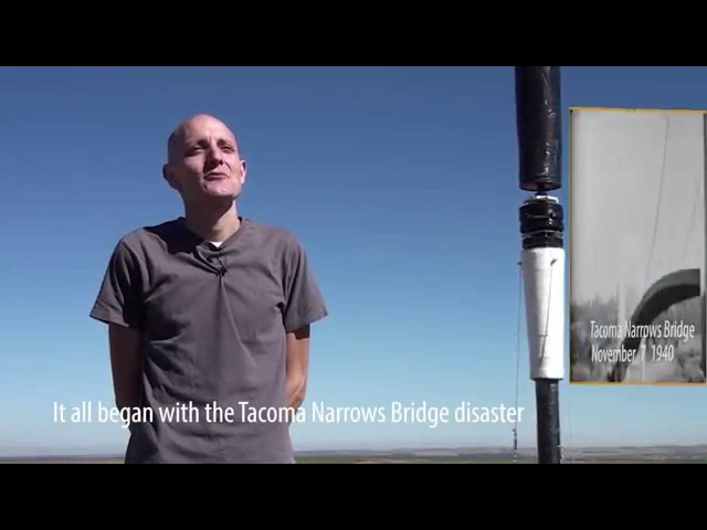 Vortex Bladeless aerogenerador, Energías Renovables 2015 (outdated)