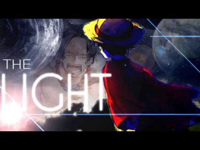 One Piece AMV - THE LIGHT [3D2Y Special]