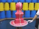 Как сделать силиконовую форму большого размера для скульптуры