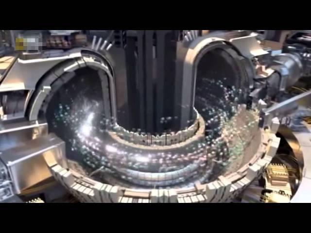 Экспериментальный термоядерный реактор