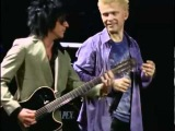 Billy Idol - Rebel Yell live acoustic Steve Stevens