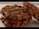 Chocolate Fudge Cookies Recipe Demonstration - Joyofbaking