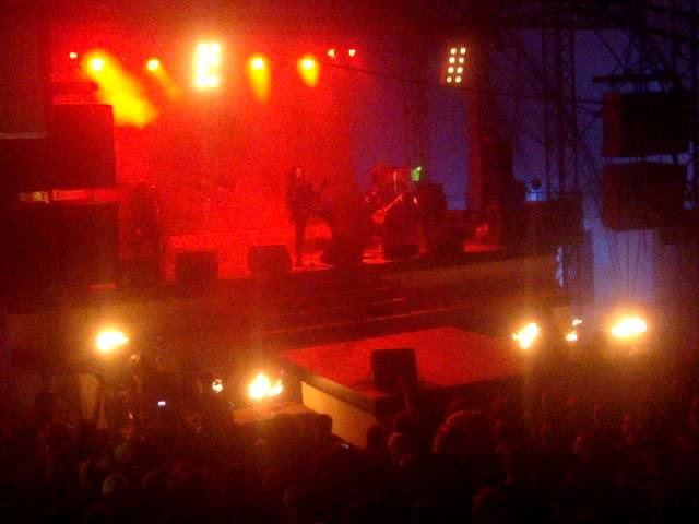 Sinful - Ov Fire And The Void (Behemoth Cover) (Live at Black Sea Storm, 03-04.08.2013)