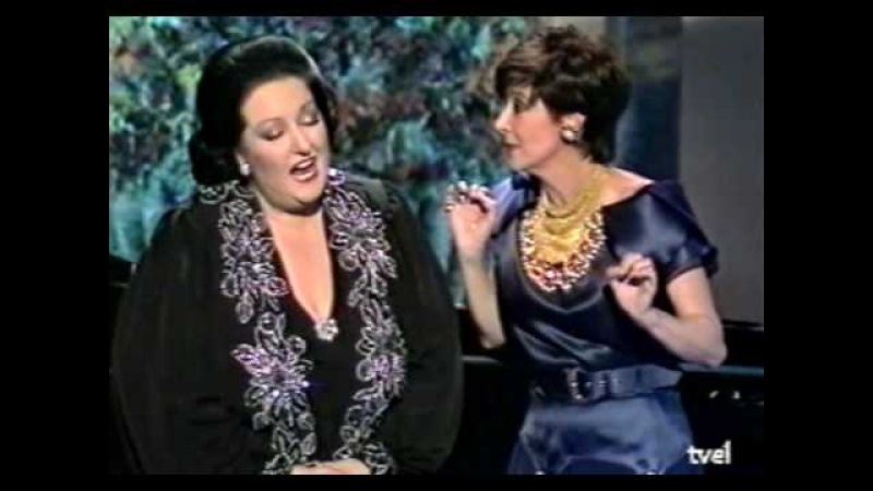 Montserrat Caballé Concha Velasco - Duetto di due gatti