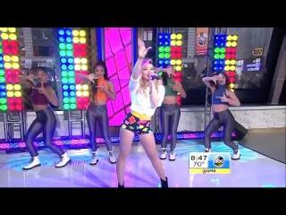 Hilary Duff - Sparks - GMA (Live)