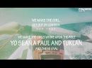 Rico Bernasconi Tuklan feat. A Class Sean Paul - Ebony Eyes Official Lyric Video HD