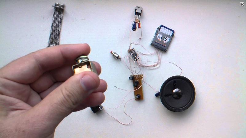 Как сделать на пульте управления в домашних условиях 521