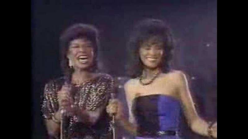 Marilyn McCoo Natalie Cole duet on SOLID GOLD