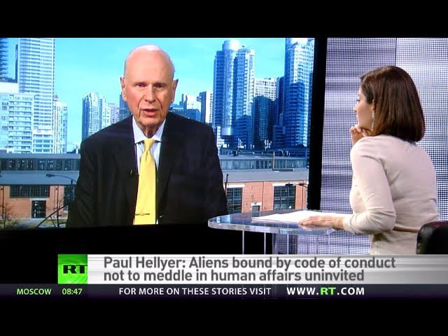 Aliens could share more tech with us, if we warmonger less - Former Canada Defense Minister