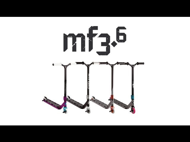 OXELO SCOOTERS - MF 3.6