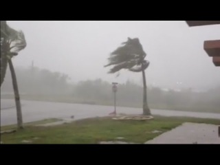 Typhoon Dolphin conditions in Guam | May 15, 2015