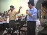 Meshedibaba ve Namiq Qaracuxurlu - Yuxun gelir yat geceden serecen | vk.commeyxana_online