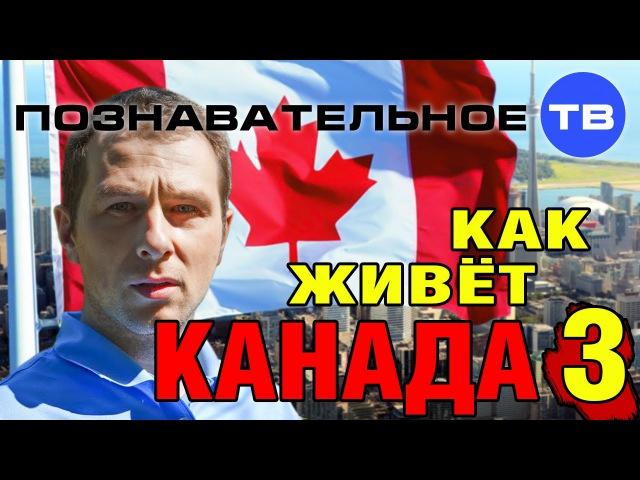 Как живёт Канада 3 (Познавательное ТВ, Александр Могутнов)