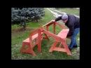 Скамейка/стол! (трансформер)