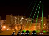 Зеленая лазерная указка. Green Laser. Зеленый лазерный луч