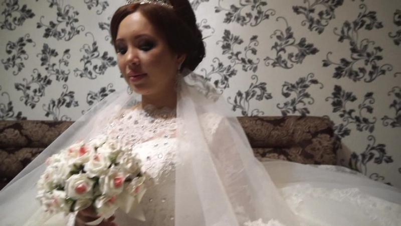 Ногайская Свадьба 2015  Тимур и Айгуль  Сторона невесты