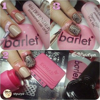 Защитное покрытие для ногтей Barlet Skin Defender