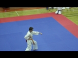 Чемпионат Республики Карелия по каратэ Кёкусинкай (ката) Илья