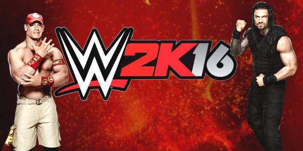 WWE 2K16 (2016) PC - Скриншот 1