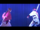 Rurouni Kenshin Musical Press Conference Performance