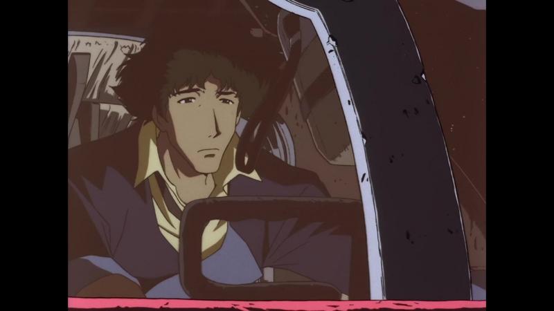 19 серия - Ковбой Бибоп | Cowboy Bebop [Озвучивание: SkyFy]