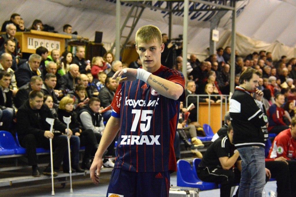 Виктор Бабкин