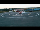 BMW e36 Burnout Donuts Turbo Sound of Blowoff Greddy Exhaust