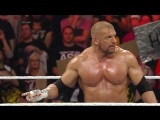 Daniel Bryan vs. Triple H - WWE World Heavyweight Championship Match_ Raw, April 7, 2014