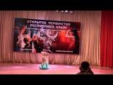 «Открытое Первенство Крыма» по oriental dance, г. Симферополь, 30-30.01.2016, часть 6
