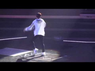 140823 HD Fancam D.O. focus - Machine from EXO The Lost Planet in SG
