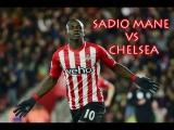 #10 Sadio Mane •● One Man Show ●• vs Chelsea 2015 || HD 720p