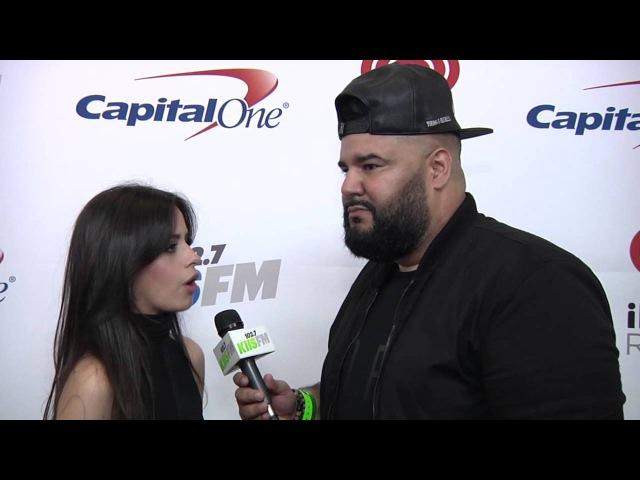 Camila Cabello TALKS SHAWN MENDES HOLIDAYS |Chuey Martinez|