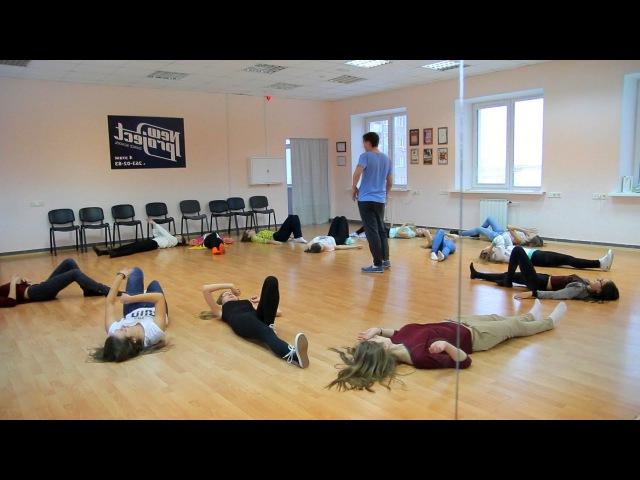 Михаил Колтунов, уроки актерского мастерства