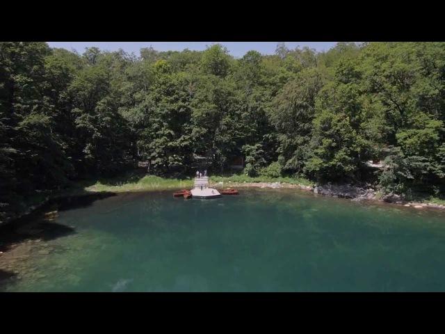 Crna Gora iz vazduha