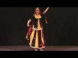 Индийский танец, Джанкар, Валиуллина Гульнара